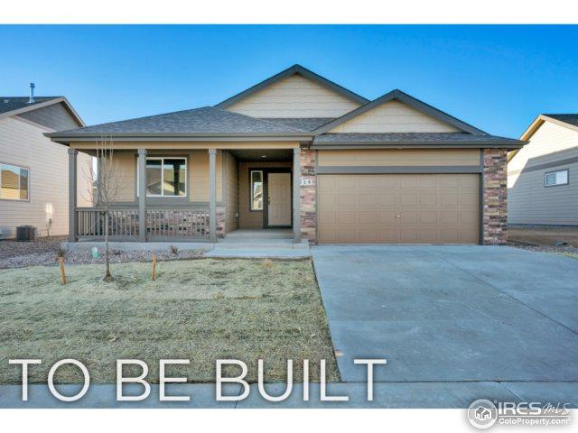 941 Mt. Shavano Ave, Severance, CO 80550 (MLS #851207) :: The Daniels Group at Remax Alliance