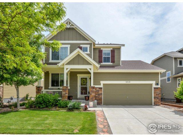 3715 Cosmos Ln, Fort Collins, CO 80528 (MLS #851258) :: The Lamperes Team