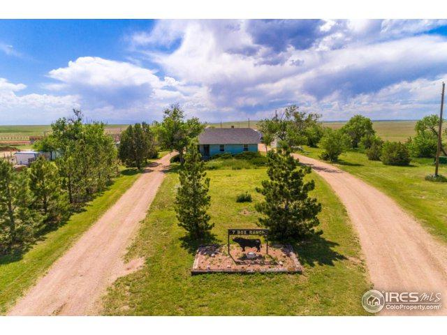 51233 County Road 57, Ault, CO 80610 (MLS #852027) :: The Lamperes Team