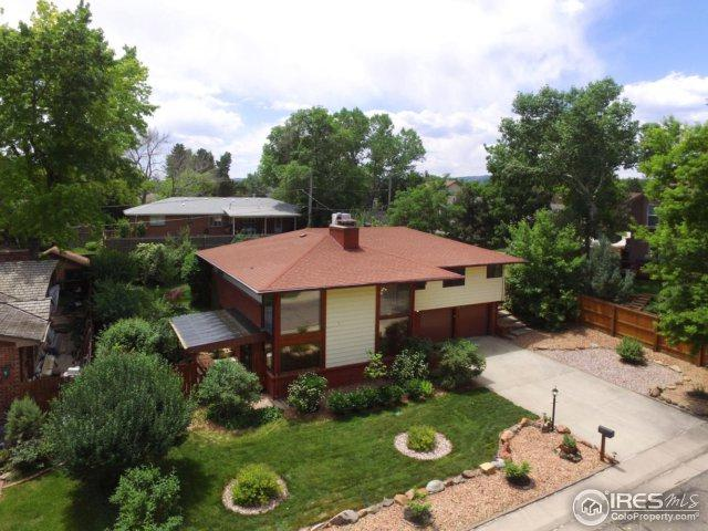 12826 W 61st Pl, Arvada, CO 80004 (#852728) :: The Peak Properties Group