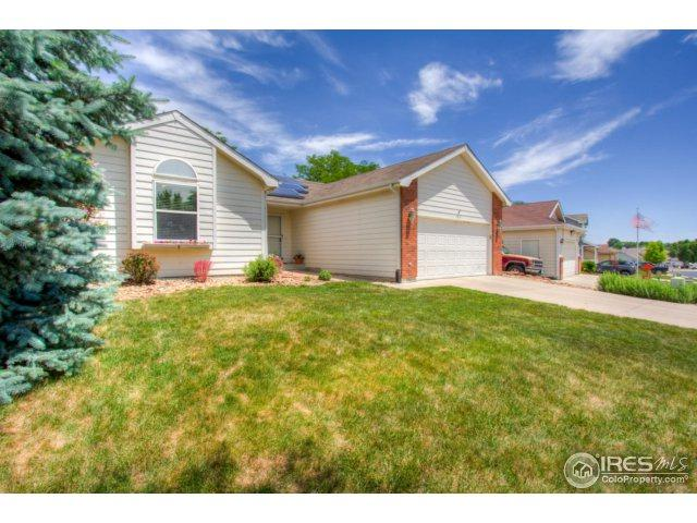 1915 Overland Dr, Johnstown, CO 80534 (MLS #852911) :: The Daniels Group at Remax Alliance