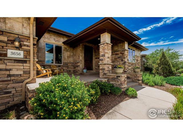 3656 Bidens Gate Dr, Timnath, CO 80547 (MLS #852928) :: The Daniels Group at Remax Alliance