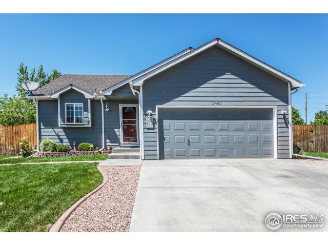 3480 Revere Ct, Wellington, CO 80549 (MLS #853024) :: Kittle Real Estate