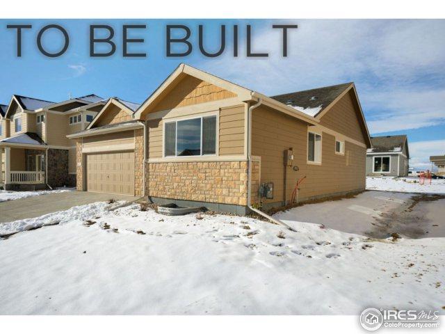 643 Mt. Princeton Dr, Severance, CO 80550 (MLS #853323) :: Kittle Real Estate