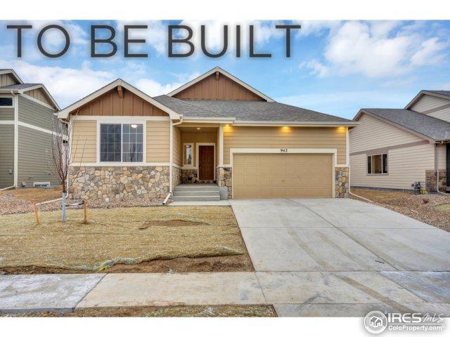 819 Mt. Sneffels Ave, Severance, CO 80550 (MLS #853343) :: Kittle Real Estate