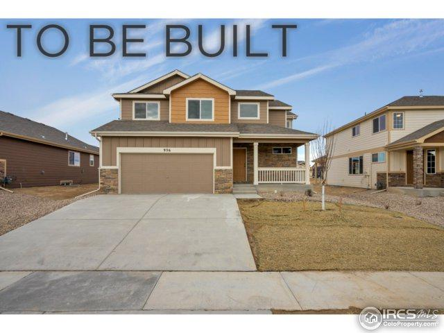 1072 Mt. Oxford Ave, Severance, CO 80550 (MLS #853349) :: Kittle Real Estate