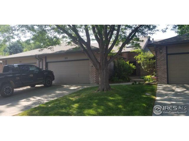 2010 46th Ave #23, Greeley, CO 80634 (MLS #853641) :: Kittle Real Estate