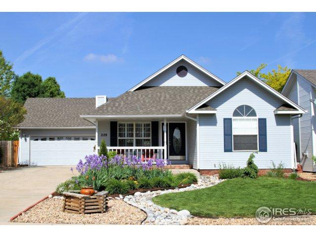 229 53rd Ave, Greeley, CO 80634 (MLS #853644) :: Kittle Real Estate