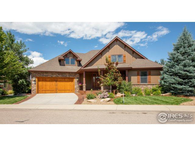 8284 Stay Sail Dr, Windsor, CO 80528 (MLS #853790) :: Colorado Home Finder Realty