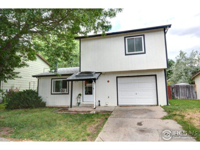 2818 Alan St, Fort Collins, CO 80524 (MLS #854002) :: The Lamperes Team