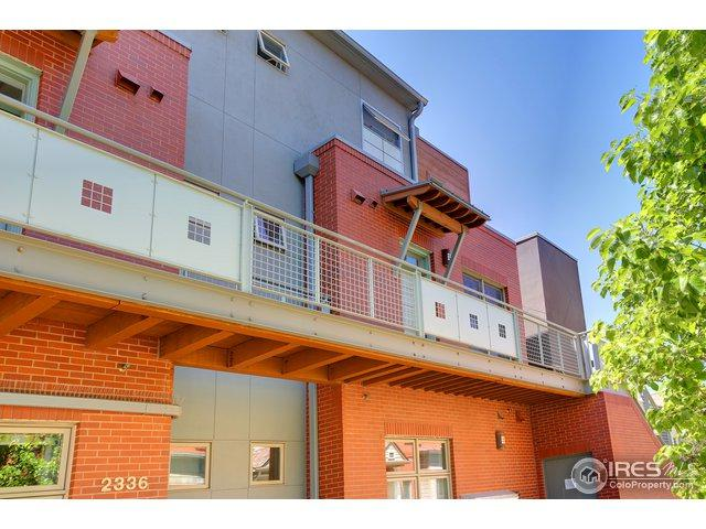 2336 Spruce St C, Boulder, CO 80302 (MLS #854065) :: Downtown Real Estate Partners