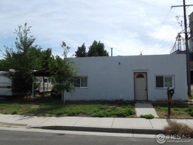 101 Colorado Ave, Brush, CO 80723 (MLS #854453) :: 8z Real Estate