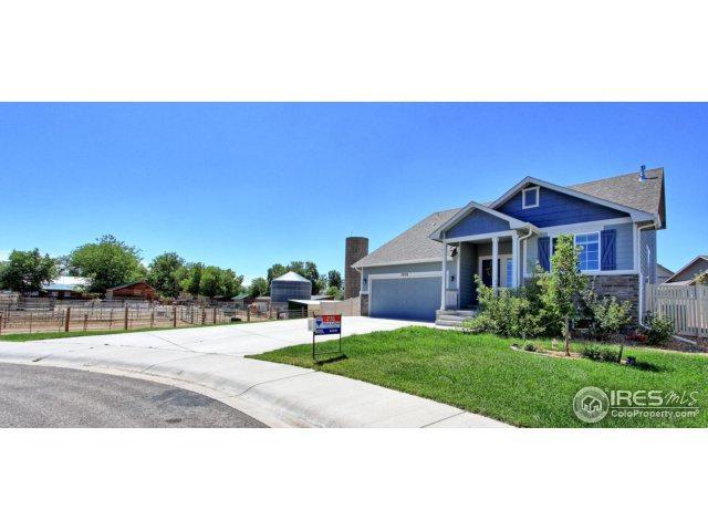 5898 Vinca Ave, Firestone, CO 80504 (#854473) :: My Home Team