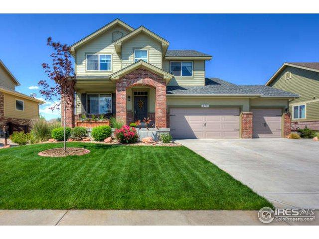 240 Siesta Key Dr, Windsor, CO 80550 (MLS #854984) :: Downtown Real Estate Partners