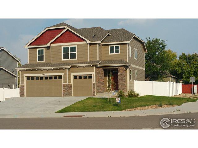 2168 74th Ave Ct, Greeley, CO 80634 (#855086) :: The Griffith Home Team