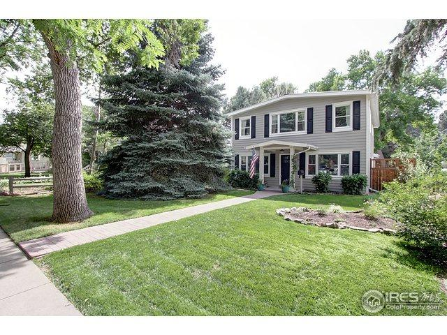 725 Gay St, Longmont, CO 80501 (MLS #855325) :: Downtown Real Estate Partners