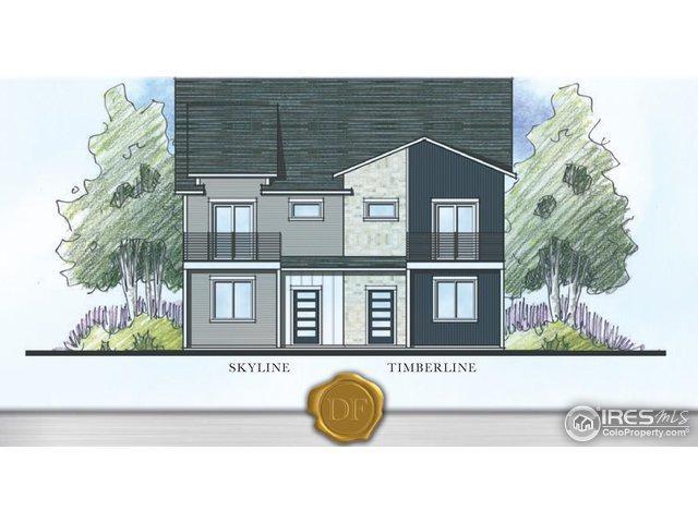 1087 Mountain Dr B, Longmont, CO 80503 (MLS #855552) :: Hub Real Estate
