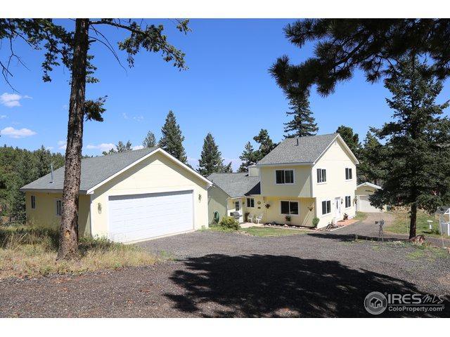 256 George Stadler Rd, Bellvue, CO 80512 (MLS #855713) :: 8z Real Estate