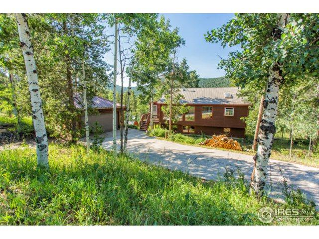19273 Silver Ranch Rd, Conifer, CO 80433 (MLS #855793) :: 8z Real Estate