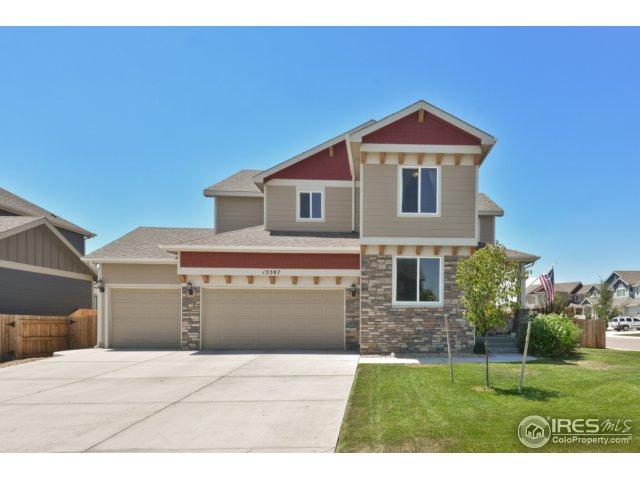 13587 Horseshoe Cir, Mead, CO 80542 (MLS #855979) :: Kittle Real Estate
