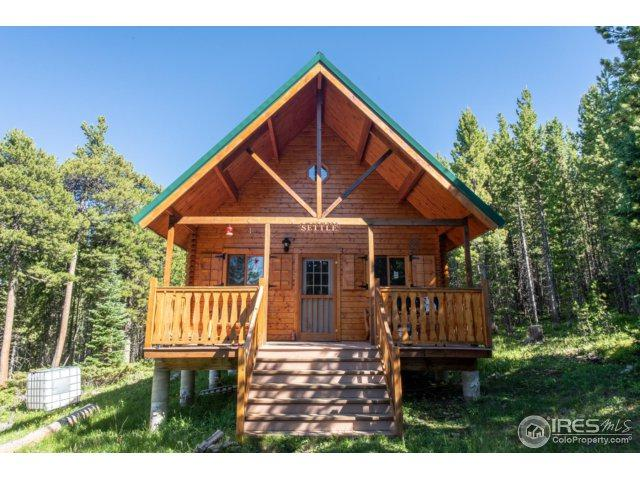 10000 Forest Road 169, Red Feather Lakes, CO 80545 (MLS #856119) :: 8z Real Estate