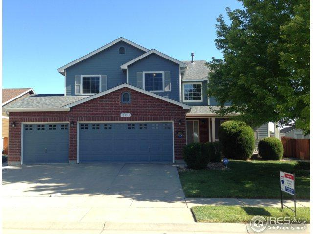 11151 W 54th Ave, Arvada, CO 80002 (#856147) :: My Home Team