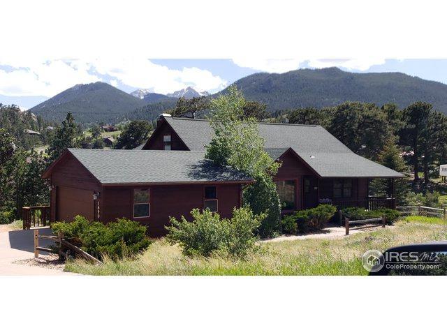 1690 Prospect Estates Dr, Estes Park, CO 80517 (MLS #856309) :: 8z Real Estate