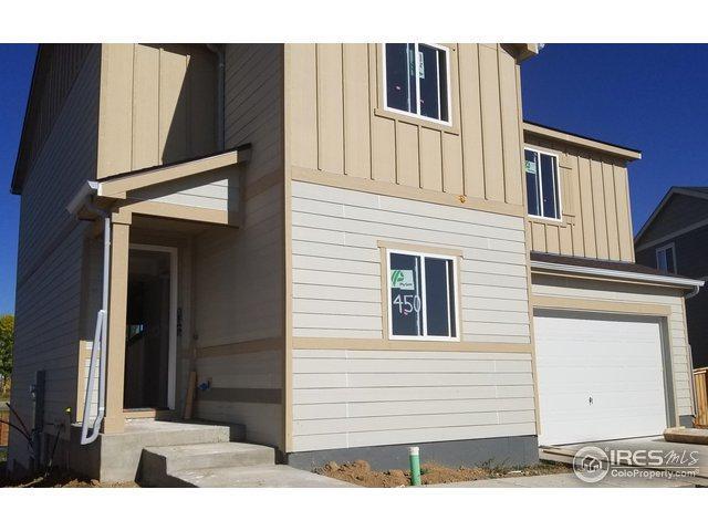 450 Pavo Pl, Loveland, CO 80537 (MLS #856464) :: Kittle Real Estate