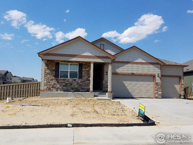 500 Buckrake St, Severance, CO 80550 (MLS #856644) :: The Daniels Group at Remax Alliance