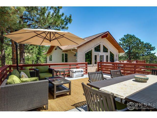 175 Misty Vale Ct, Boulder, CO 80302 (#856730) :: The Peak Properties Group