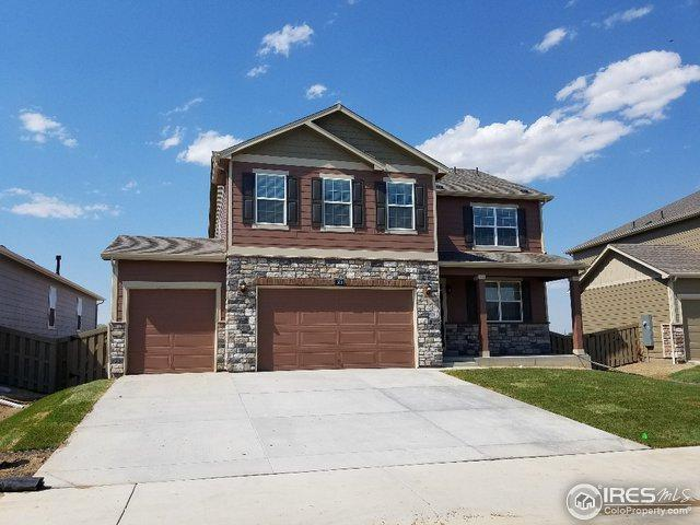 508 Buckrake St, Severance, CO 80550 (MLS #856735) :: The Daniels Group at Remax Alliance