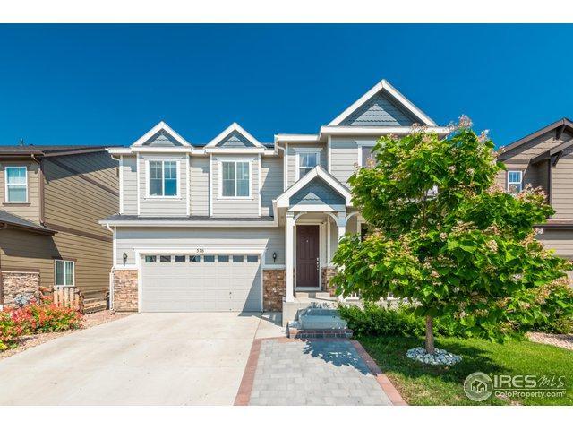576 Gallegos Cir, Erie, CO 80516 (#856837) :: The Peak Properties Group
