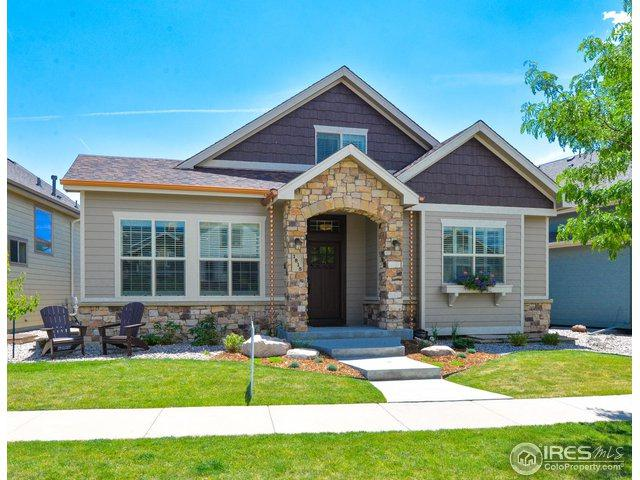 1815 Prairie Ridge Dr, Fort Collins, CO 80526 (MLS #856957) :: The Daniels Group at Remax Alliance