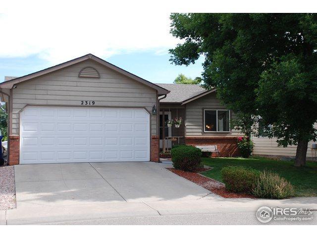2319 Calcite St, Loveland, CO 80537 (MLS #856965) :: Kittle Real Estate