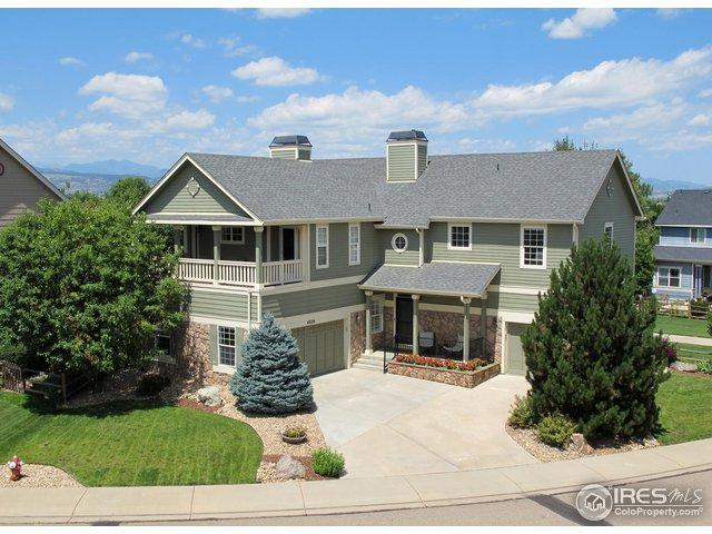 4026 Frederick Cir, Longmont, CO 80503 (MLS #857240) :: The Daniels Group at Remax Alliance