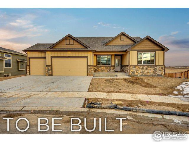 971 Mt. Andrew Dr, Severance, CO 80550 (#857455) :: Group 46:10 - Denver