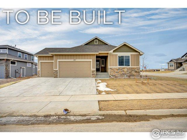 987 Mt. Andrew Dr, Severance, CO 80550 (#857458) :: Group 46:10 - Denver