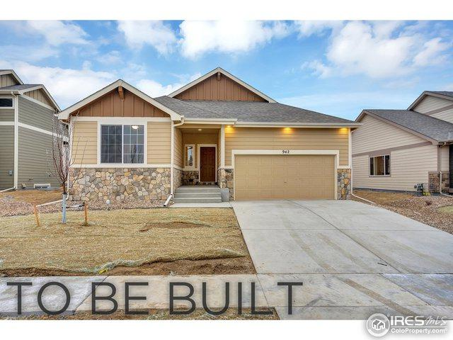 818 Mt. Sneffels Ave, Severance, CO 80550 (#857464) :: The Peak Properties Group