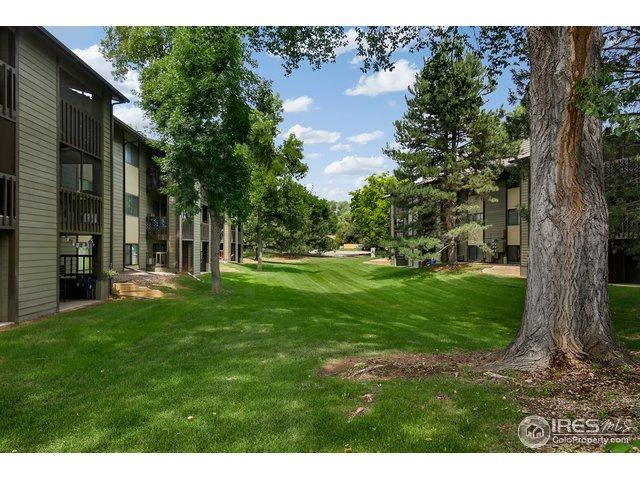 925 Columbia Rd #821, Fort Collins, CO 80525 (MLS #857483) :: Tracy's Team