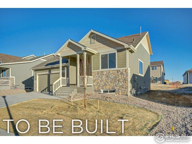 715 Mt. Evans Ave, Severance, CO 80550 (#857626) :: Group 46:10 - Denver