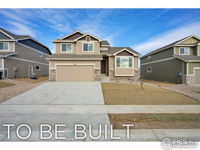 740 Elk Mountain Dr, Severance, CO 80550 (#857634) :: Group 46:10 - Denver