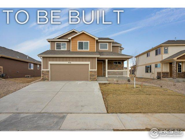 860 Sunlight Peak Dr, Severance, CO 80550 (#857667) :: Group 46:10 - Denver