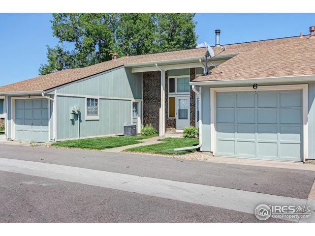 3405 W 16th St #6, Greeley, CO 80634 (MLS #857805) :: Tracy's Team