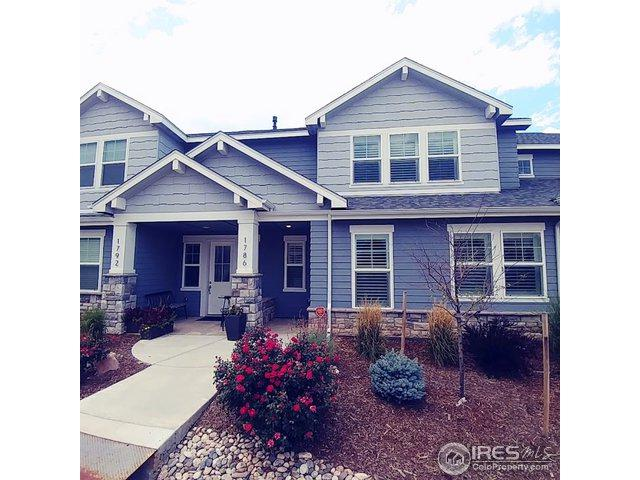 1786 Fromme Prairie Way, Fort Collins, CO 80526 (MLS #857845) :: Downtown Real Estate Partners