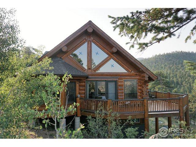 3855 Star Way, Estes Park, CO 80517 (MLS #858234) :: 8z Real Estate