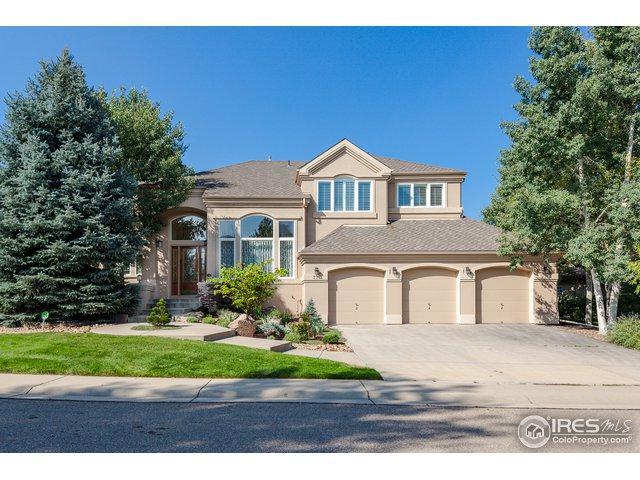 777 Niwot Ridge Ln, Lafayette, CO 80026 (MLS #858563) :: Downtown Real Estate Partners
