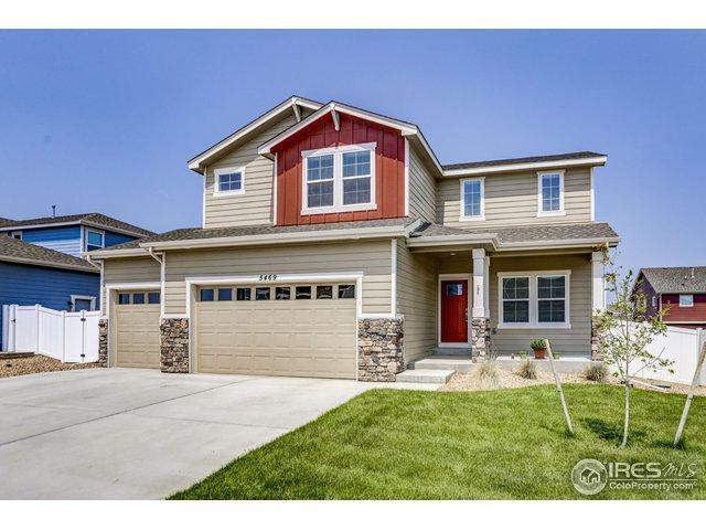 5469 Sequoia Pl, Frederick, CO 80504 (#858628) :: The Peak Properties Group
