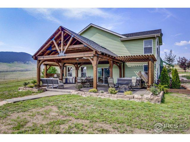 831 Cattle Drive Rd, Loveland, CO 80537 (#858682) :: The Peak Properties Group