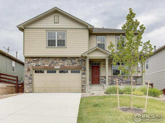 2270 Stonefish Dr, Windsor, CO 80550 (MLS #858788) :: The Daniels Group at Remax Alliance