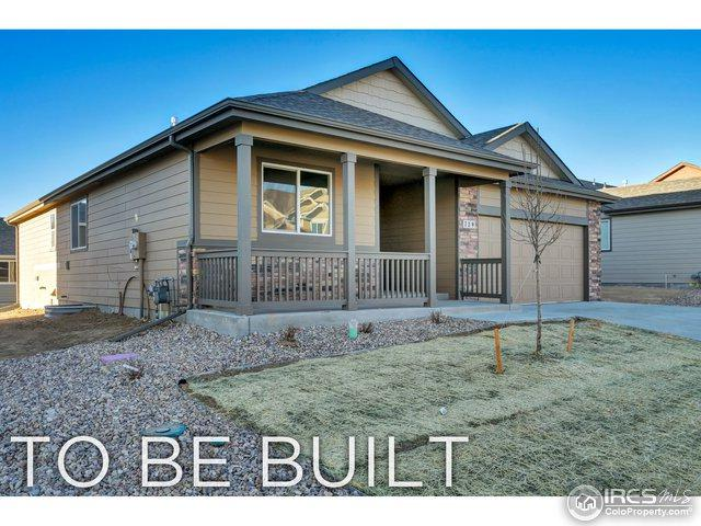 636 Gore Range Dr, Severance, CO 80550 (MLS #858933) :: Kittle Real Estate